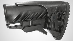 3D fab defense glr 16