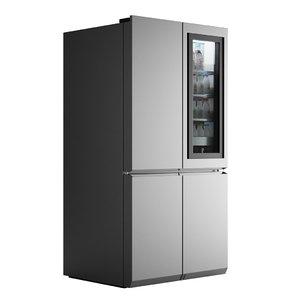 lg lsr100ru refrigerator blender model