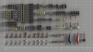 electrical component 3D