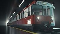 Milan metro