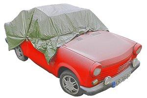 3D real car trabant cabrio