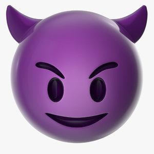 devil emoji model