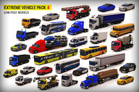 Extreme Vehicle Pack 4