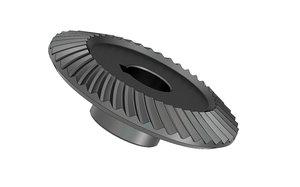 spiral bevel gear 3D