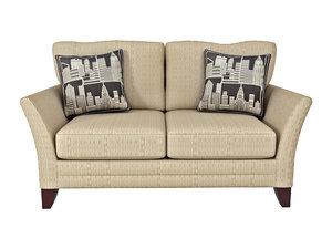 sofa cushion 3D model