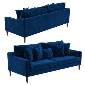 3D sofa stocked model