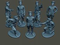 German officers ww2 G5 Pack1