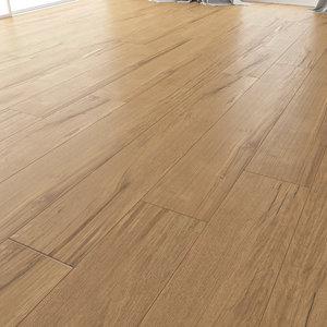 3D wood floor oak smok