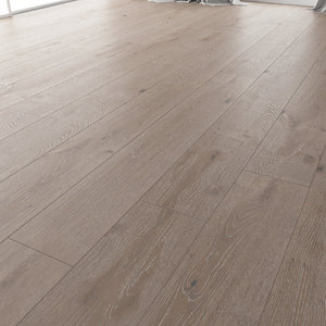 3D wood floor oak nordic