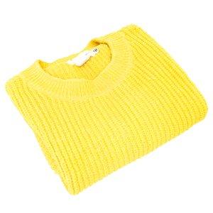 womens sweater folded 3D