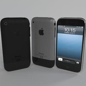 iphone 2g model