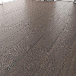 3D wood floor oak dakota