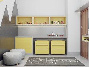 play room model