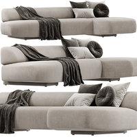 Moroso Gogan sofa