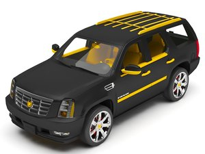 car escalade model