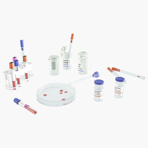 3D model coronavirus vaccine