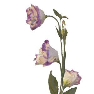 3D purple flower