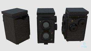 technology device electronics 3D model