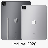 Apple iPad Pro 2020 12.9-inch and 11-inch