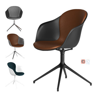 boconcept adelaide chair 3D model
