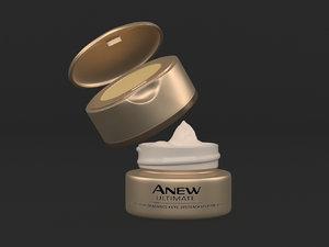 3D model anew ultimate cream
