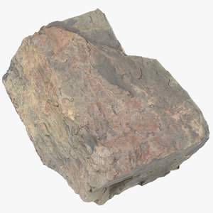 mountain rock 27 3D model