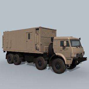 mka pba sych mobile 3D model