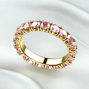 3D printing ring model