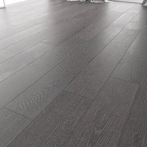 wood floor oak cosmo 3D model