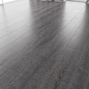 3D wood floor oak cosmo model
