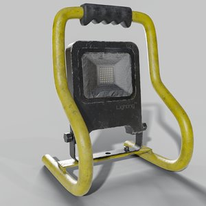 worklight 3D model