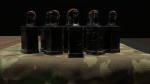 molotov grenade 3D model