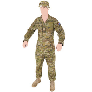 scan adf australian uniform 3D