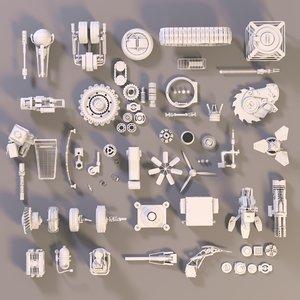 spare parts model