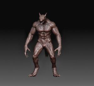 3D animals beast
