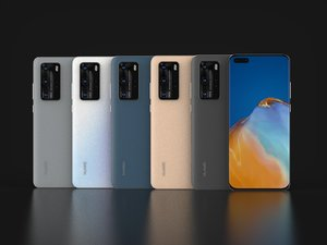 huawei p40 pro official model