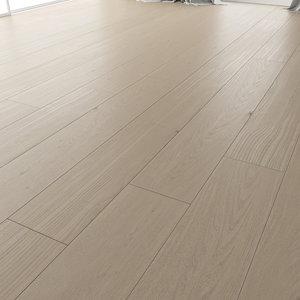 wood floor oak mist 3D