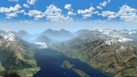 Mountains Landscape Glenorchy New Zealand