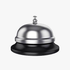 bell service 3D model