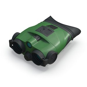 3D night vision tracker model