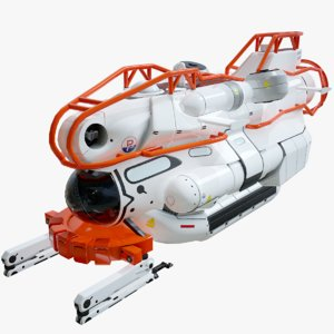 3D nato submarine rescue