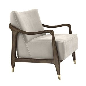 chair midcentury sculptural gio model