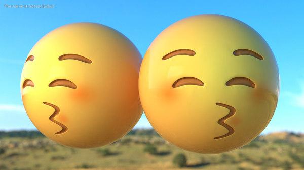 Kuss smilie Kostenlose Smileys