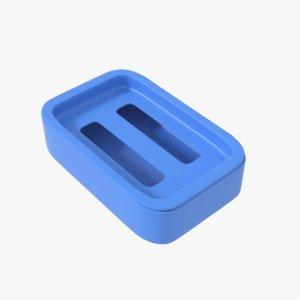 3D soap holder
