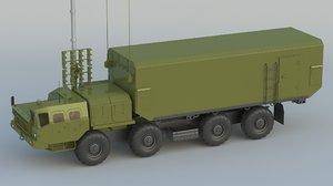 3D 55k6e 55k6 command model