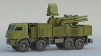 SAM Pantsir S1 SA-22