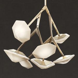 3D gabriel scott model