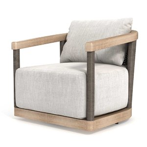 3D chair restoration hardware isla