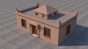 moroccan house marrakech model