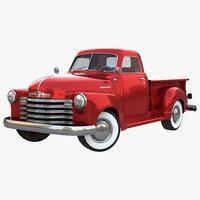 Chevrolet Pickup 1947 1